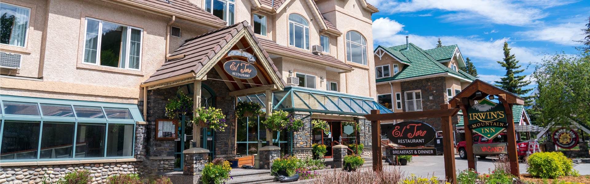 Contact us Irwin's Mountain Inn
